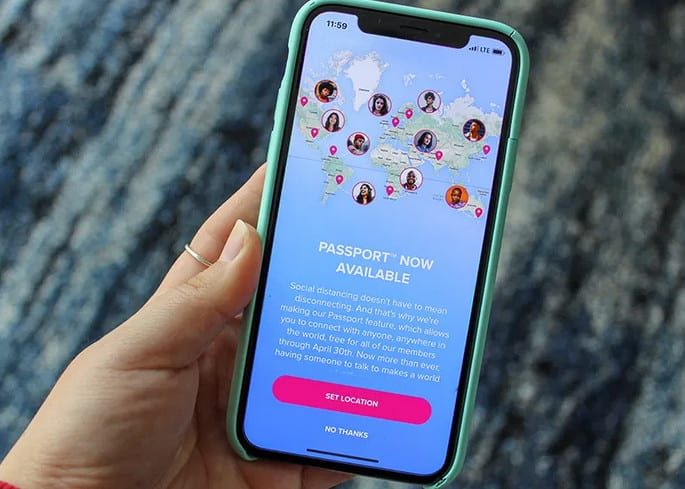 Passport Now Available