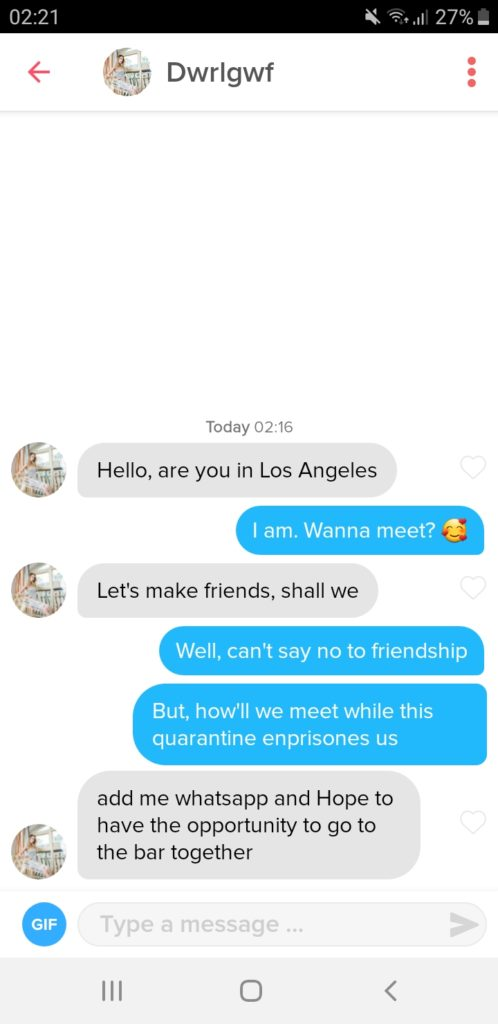 Tinder Screenshot - How does it work and what to look out for 1