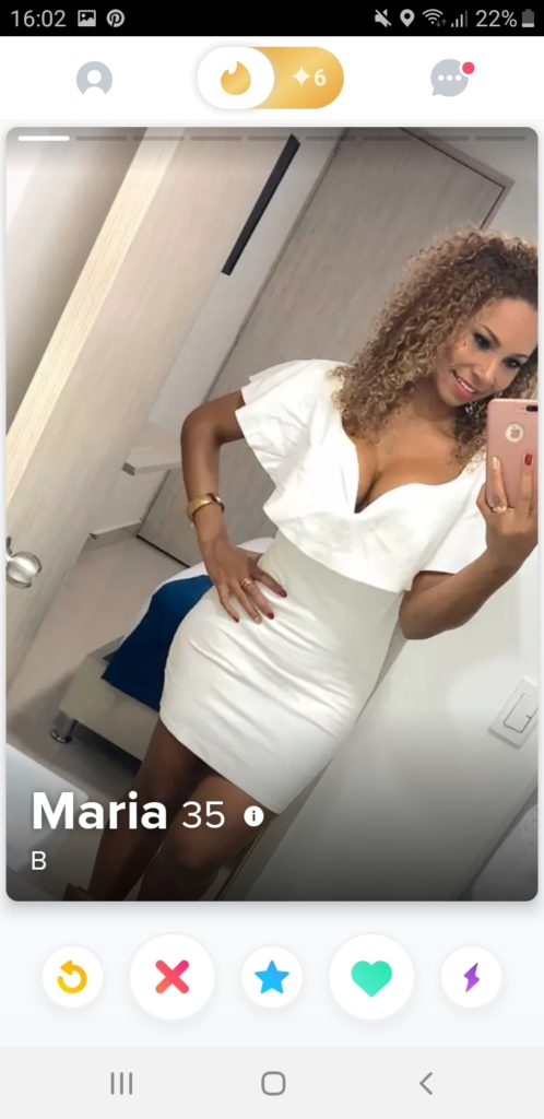Tinder Screenshot - How does it work and what to look out for 3