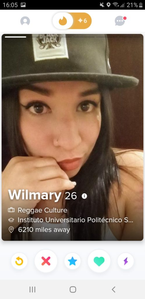 Tinder Screenshot - How does it work and what to look out for 5