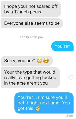 Tinder Etiquette – Tinder Rules Guide [Do's and Don'ts!] 3