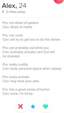 Tinder Etiquette – Tinder Rules Guide [Do's and Don'ts!] 31