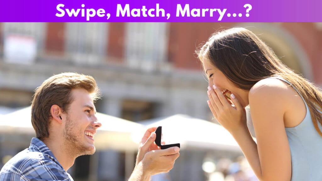 Swipe match marry
