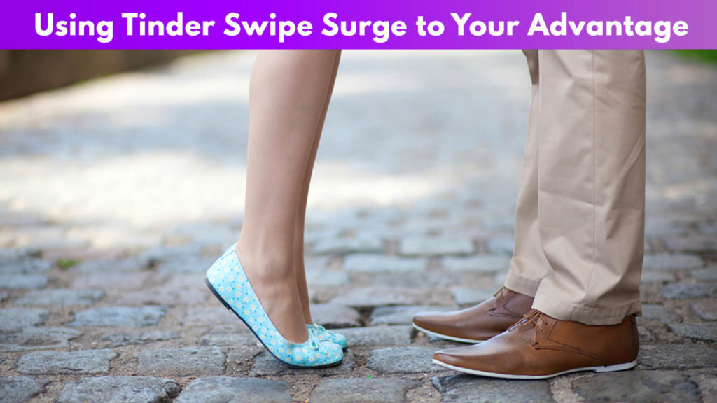 Using Tinder Swipe Surge to your Advantage