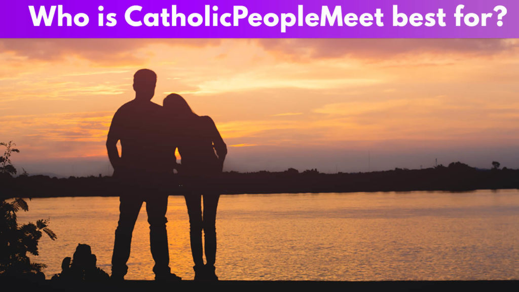 Who is Catholic people Meet best for