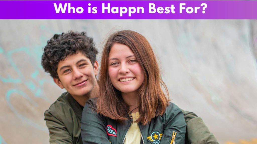 Who is Happn Best for