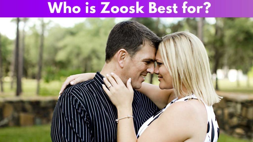 Who is Zoosk Best for 1