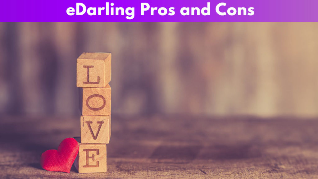 eDarling Pros and Cons 1
