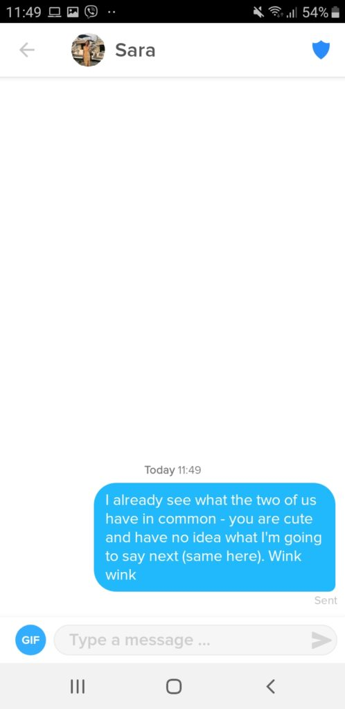 Tinder Icebreakers - The FULL list on starting tinder chats 7