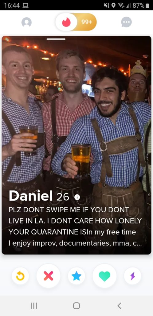 Tinder Etiquette – Tinder Rules Guide [Do's and Don'ts!] 5