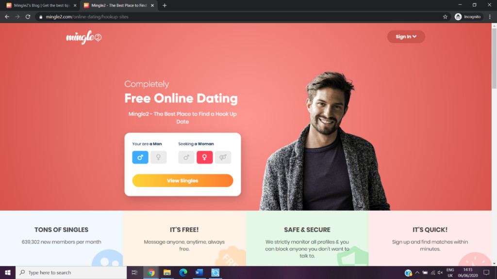 Mingle 2 Review [year] - The real thing or a scam? 4