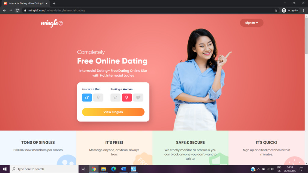 Mingle 2 Review [year] - The real thing or a scam? 9