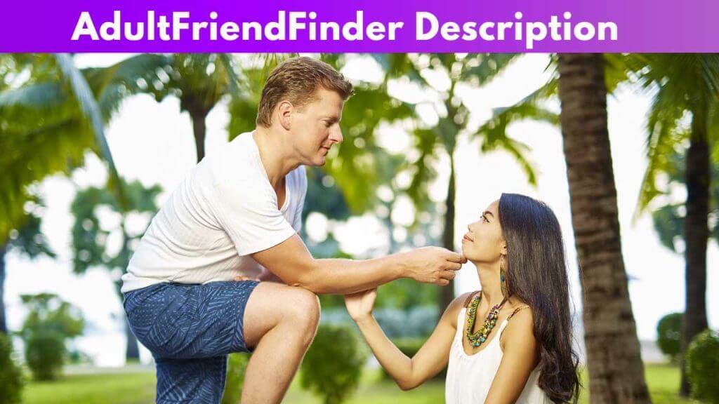 Adult Friend Finder Description