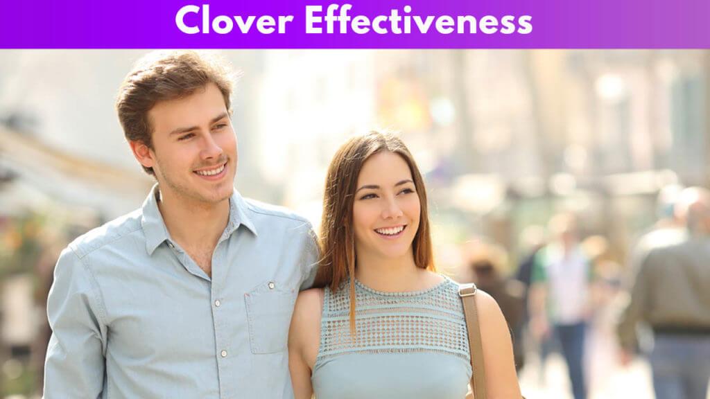 Clover Effectiveness