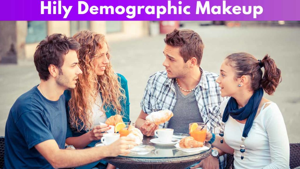Hily Demographic Makeup