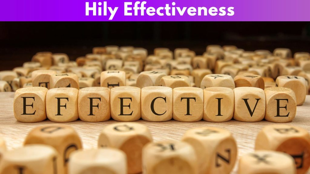 Hily Effectiveness