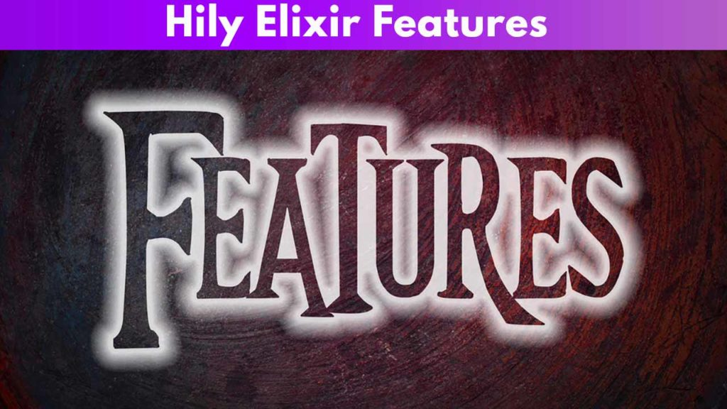 Hily Elixir Features