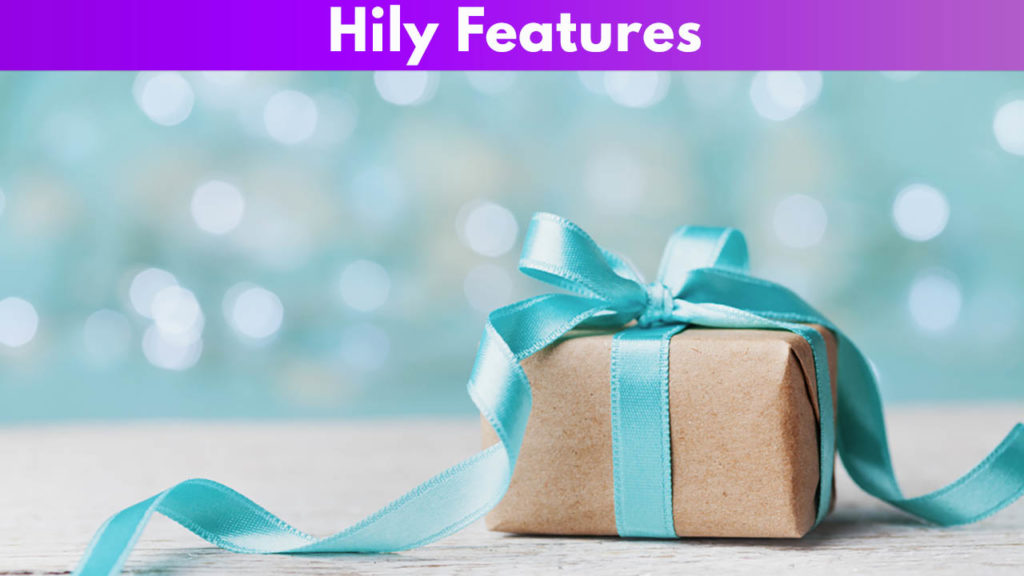 Hily Features