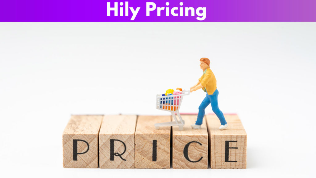 Hily Pricing