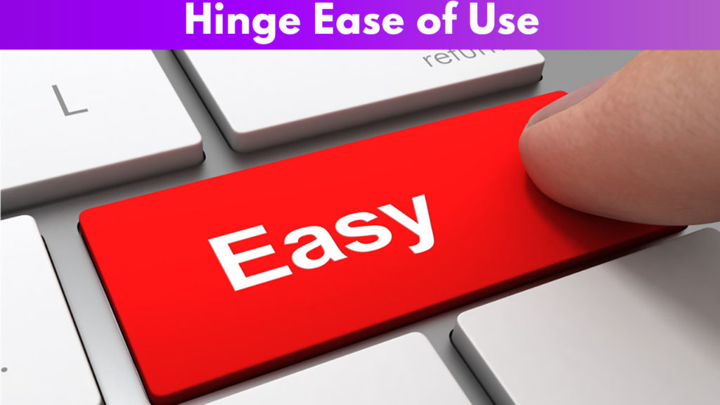 Hinge Ease of Use