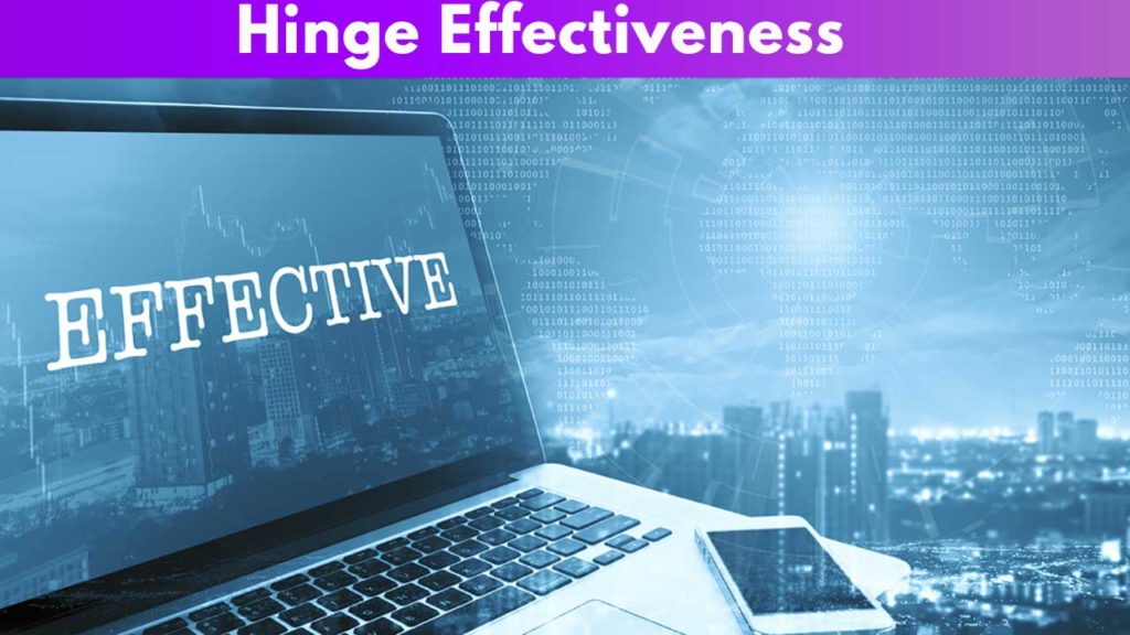 Hinge Effectiveness