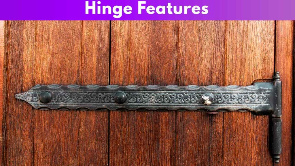 Hinge Features