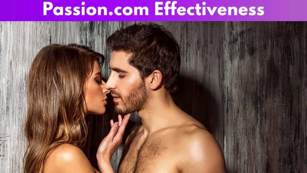 Passion.com effectiveness