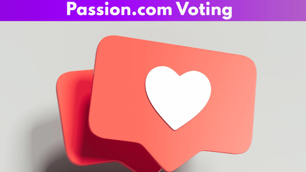 Passion.com voting