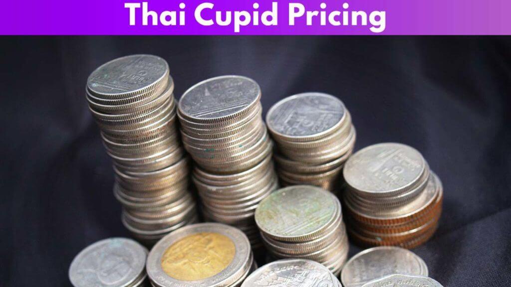 Thai Cupid Pricing