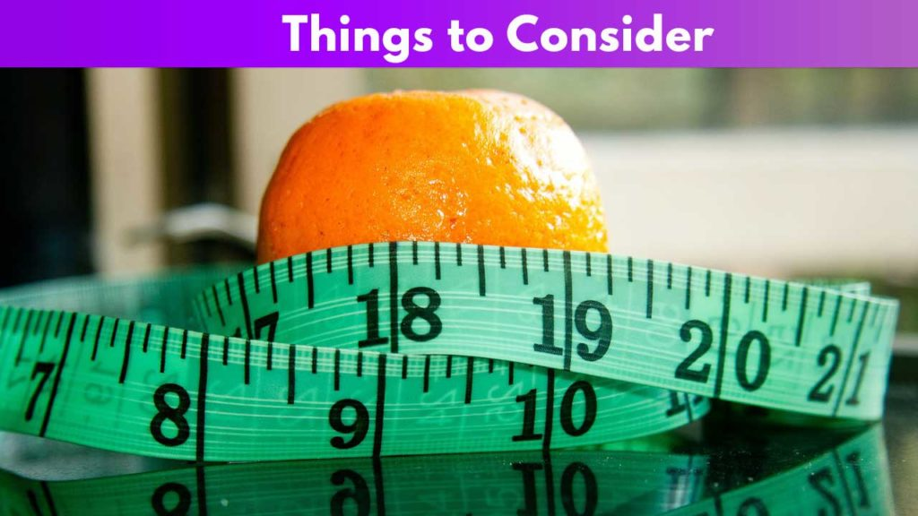 Things to Consider 8