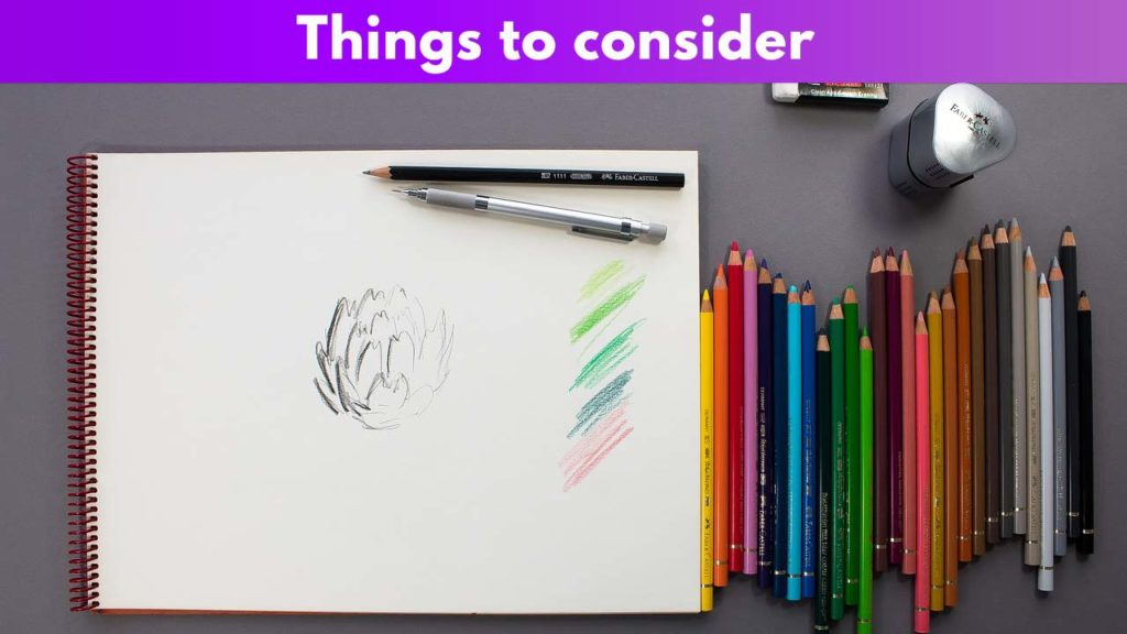 Things to consider 5