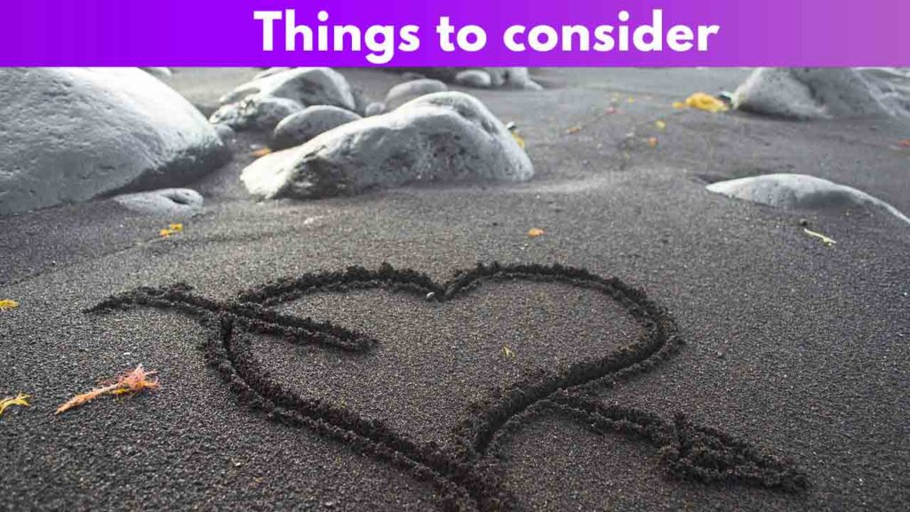 Things to consider 7