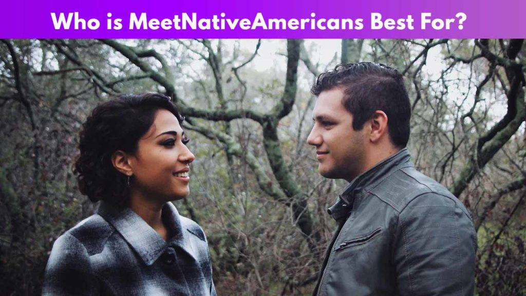Who is Meet Native Americans best for