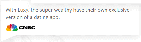 Luxy Review [year] - Does The Exclusive App Really Work? 1