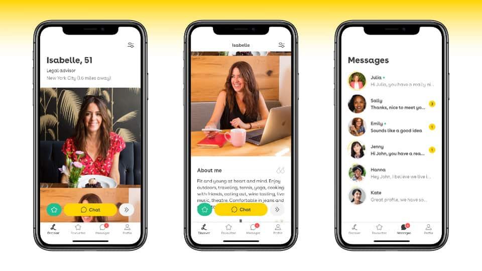 Lumen Dating App Review - Best dating app for 50+? 2
