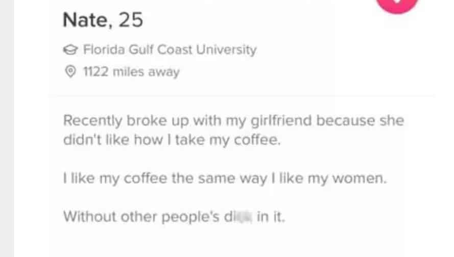 30+ Funny Tinder Bios - Boost Your Tinder Match Success Rate 25