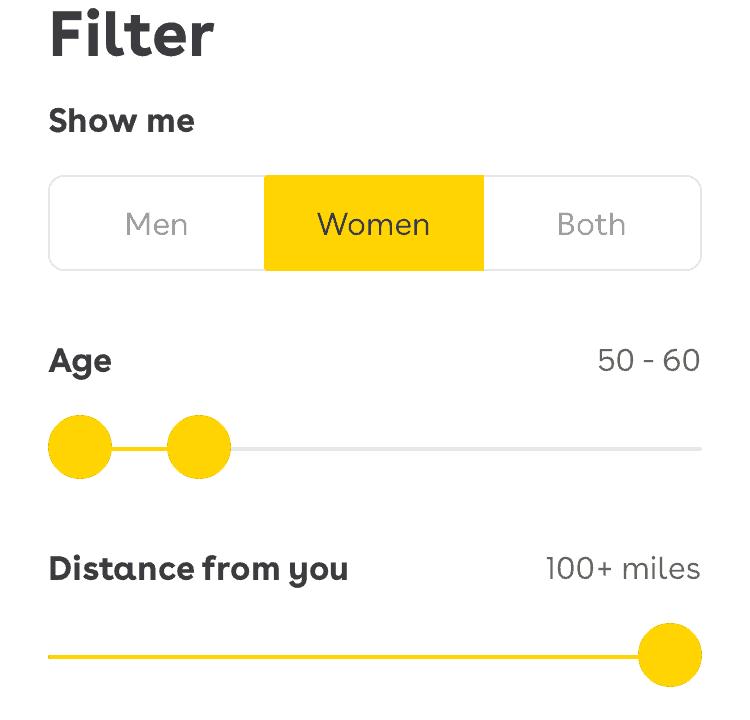 Lumen Dating App Review - Best dating app for 50+? 3