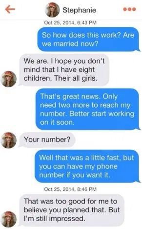 Tinder Pick-up Lines – 101+ Lines for Every Type of Girl 17
