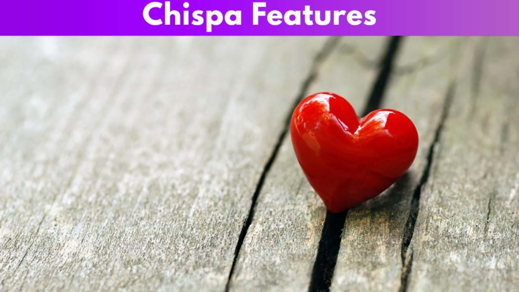 Chispa Features