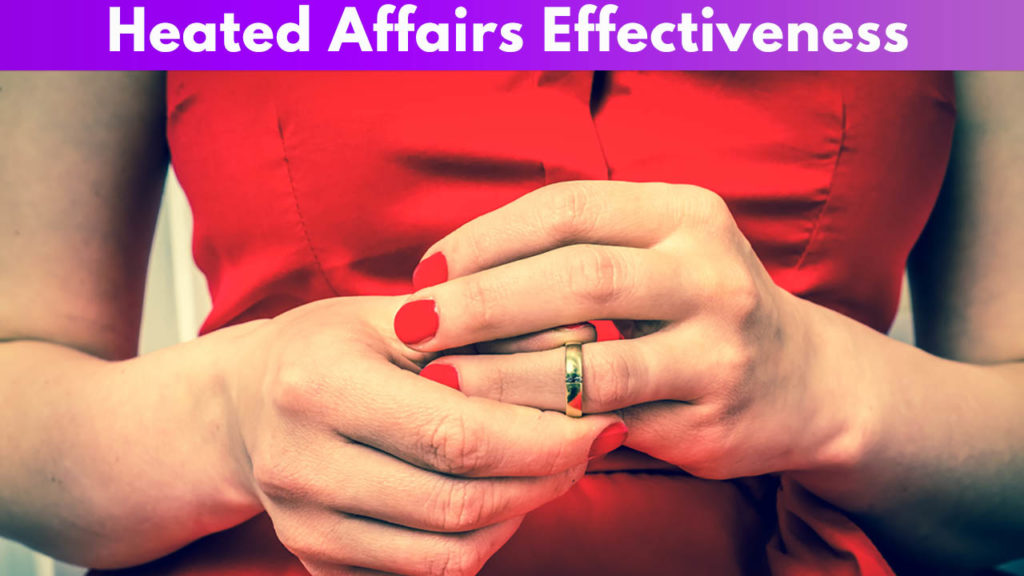 Heated Affairs Effectiveness