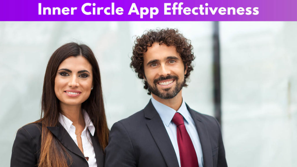 Inner circle App effectiveness