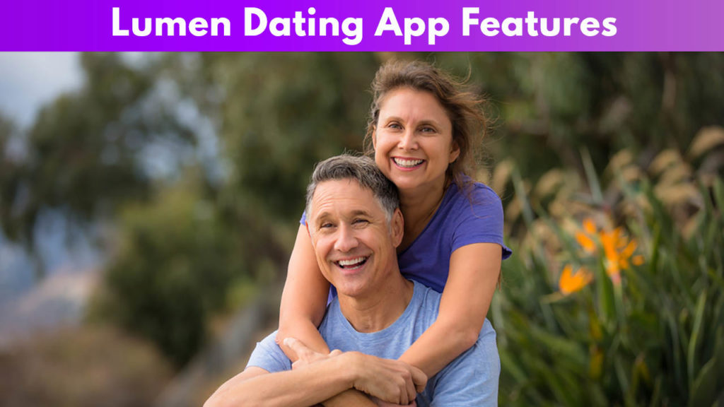 Lumen dating App Features