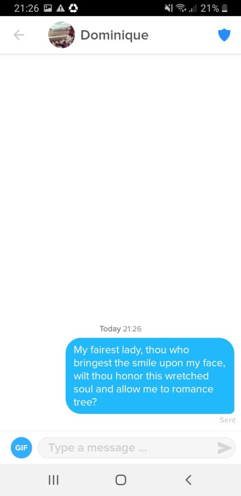Tinder Pick-up Lines – 101+ Lines for Every Type of Girl 20