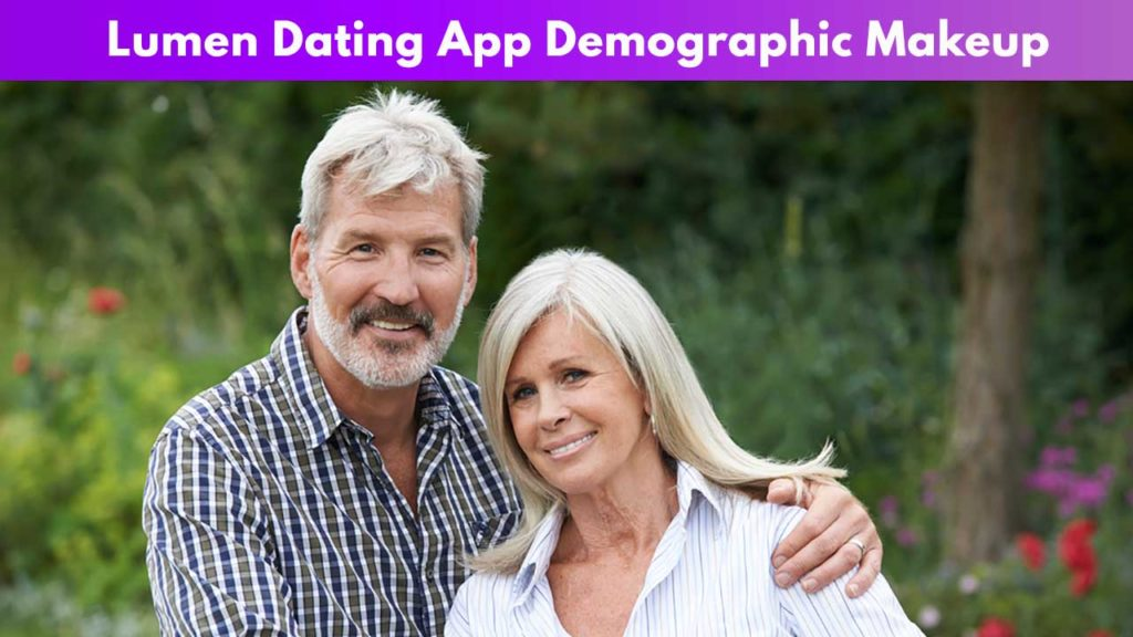 lumen Dating App Demographic makeup