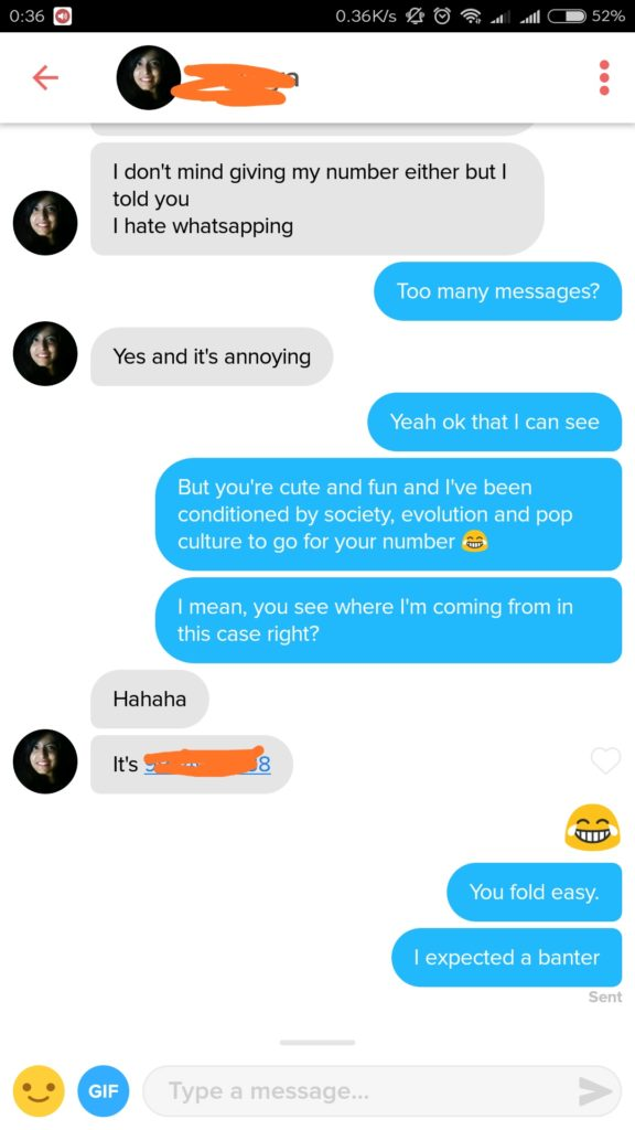 26 Funny Tinder Pick Up Lines for Guys - These are gold 1