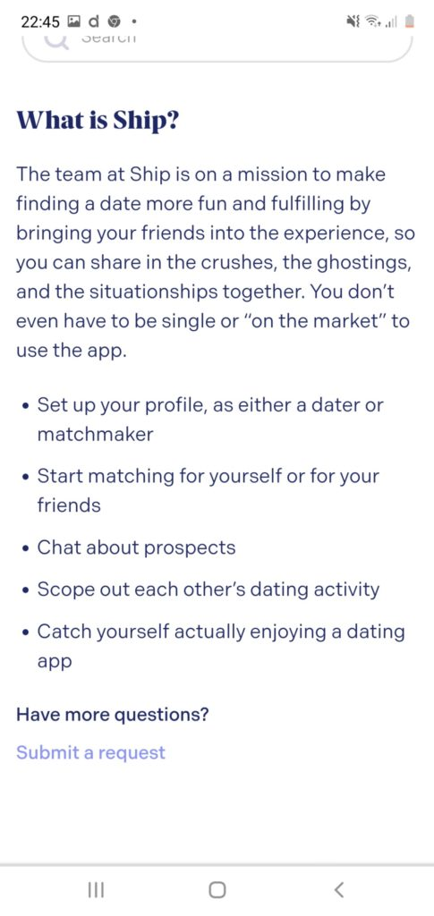 Ship Dating App Review [year] – [Family & friends are invited] 2