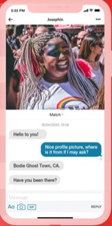 HER Dating App Review [year] - [Free meet & chat for LGBTQ] 4