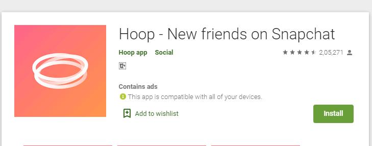 Hoop Dating App Review [year] - [Snapchat + Tinder = Hoop] 3