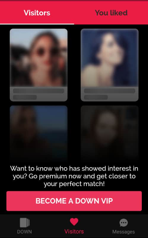 Down Dating App Review [year]   Flirt And Hookup In Style 6