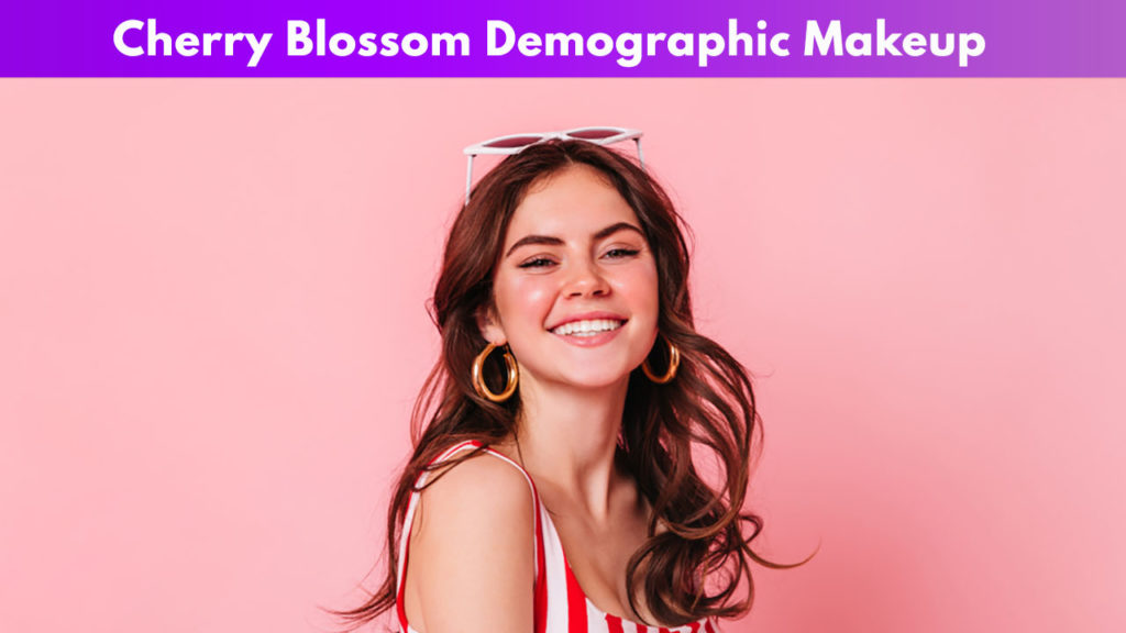 Cherry Blossom Demographic Makeup